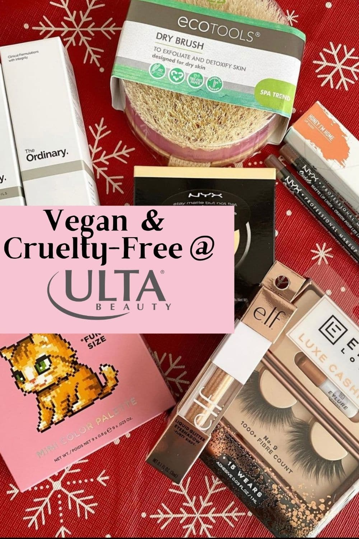 Covergirl Vegan Product List (Cruelty-Free)