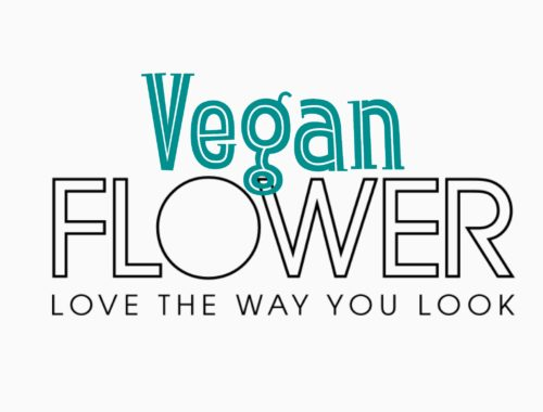 vegan flower beauty