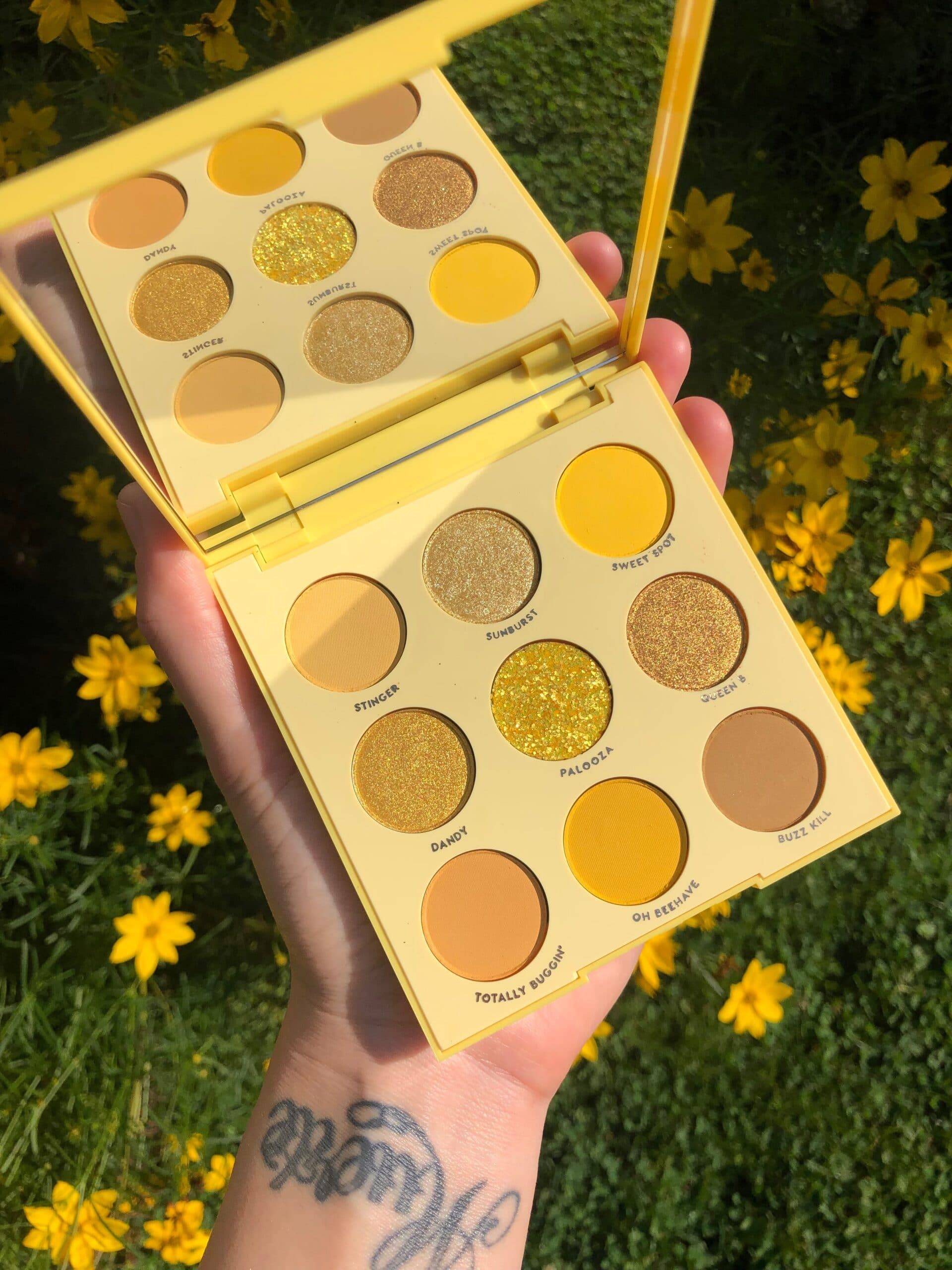 colourpop vegan eyeshadow palette