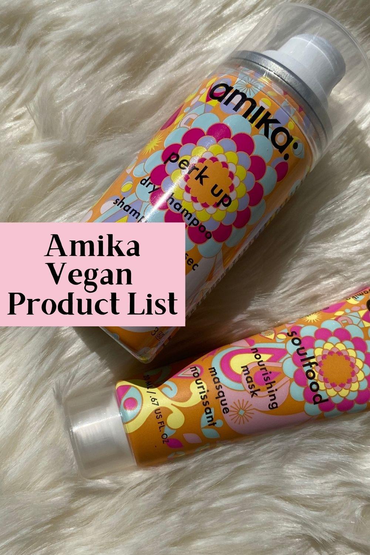 amika vegan