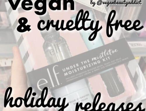 vegan cruelty free holiday