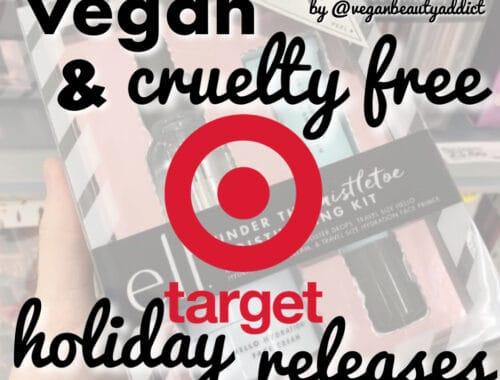 target vegan holiday