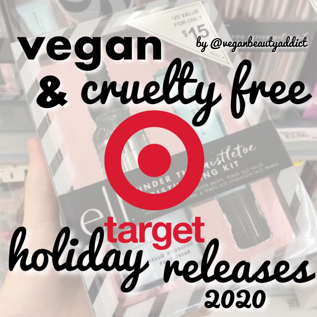 2020 Sephora Vegan and Cruelty-Free Holiday Beauty Releases