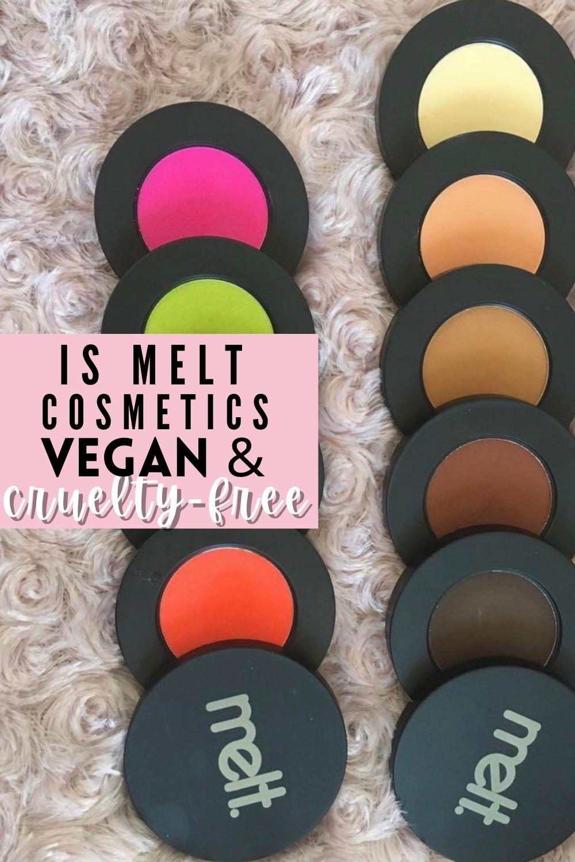 melt cosmetics vegan