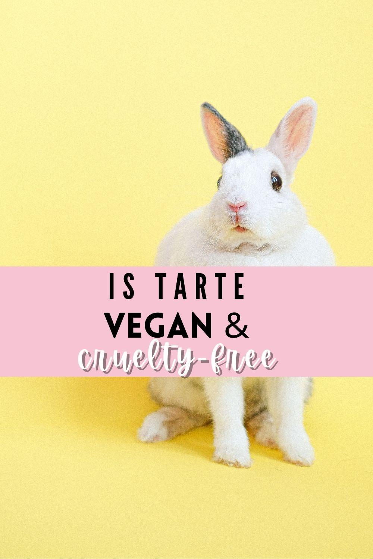 tarte vegan