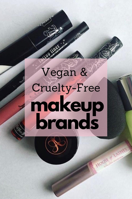 Best Vegan False Lashes + Glue (Cruelty-Free)